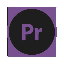 premiere, pro icon