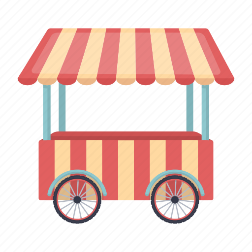 circus, dessert, food, mobile, shop, shopping, sweets icon