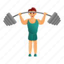athlete, barbell, competition, male, man, weight