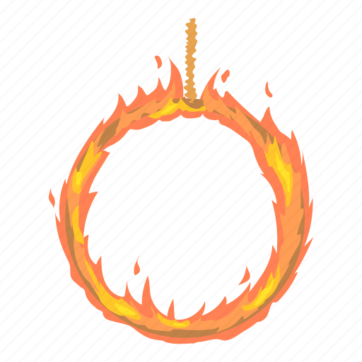Burning Ring Of Fire Video Games