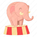 africa, african, animal, art, cartoon, design, elephant icon