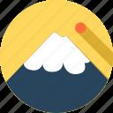 city, japan, phu si mountain, tokyo, travel, yamanashi icon