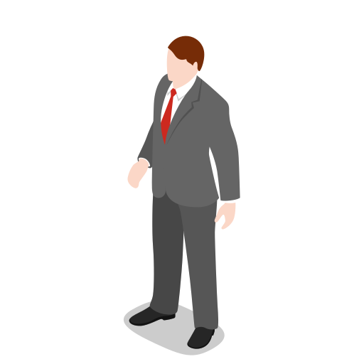 avatar, business, businessman, finance, human, male, man, office, people, person, profile, standing, user icon