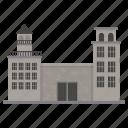 detention center, jail, jailhouse, lockup, penitentiary, police station, prison