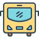 bus, carriage, carry, conveyance, passenger, transit, transportation