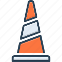 alert, caution, cone, construction, road, safety, traffic