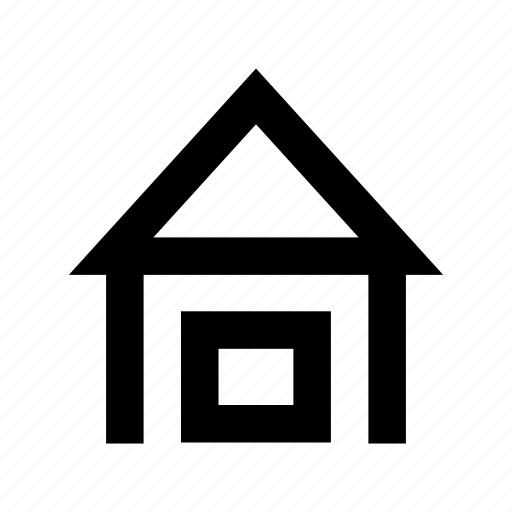 animal barn, barn, depot, farm house, storeroom icon