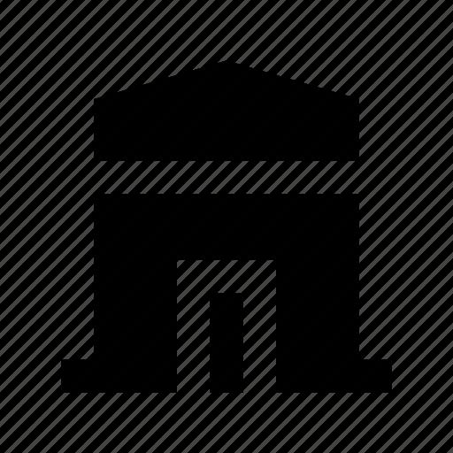 building, farmhouse, storage unit, storehouse, warehouse icon