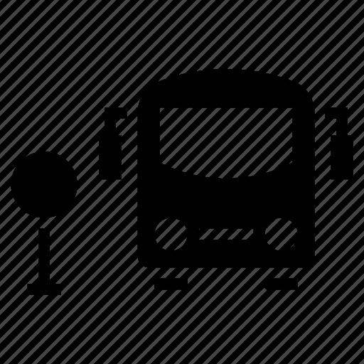 bus, journey, public bus, tourism, transport, travel, travelling icon