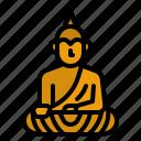 buddha, statue, culture, architecture, building