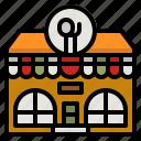 restaurant, cafe, shop, coffee, food