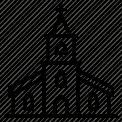 Church, christian, catholic, religious, christianity icon - Download on Iconfinder