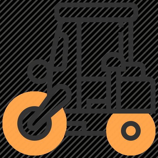 car, construction, transportation icon