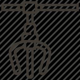 construction, tool icon