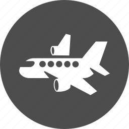 aero, aeroflot, aeroplane, aeroport, air, aircraft, airplane, airport, booking, delivery, fast, flight, fly, plane, port, shipping, ticket, transport, transportation, travel, vacation, vehicle icon
