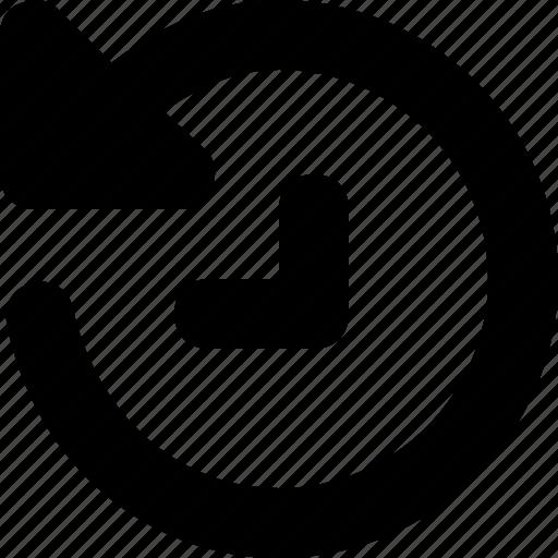History, minimal icon - Download on Iconfinder on Iconfinder