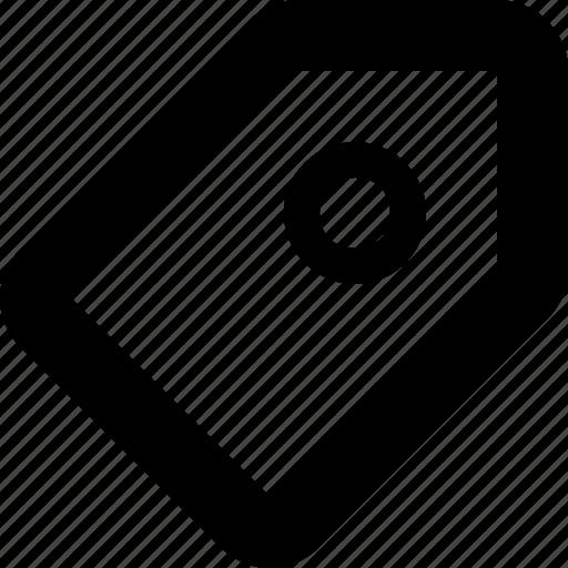 items, minimal, tag, tagging icon