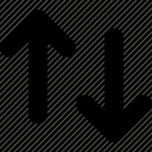 change, minimal, quantity icon