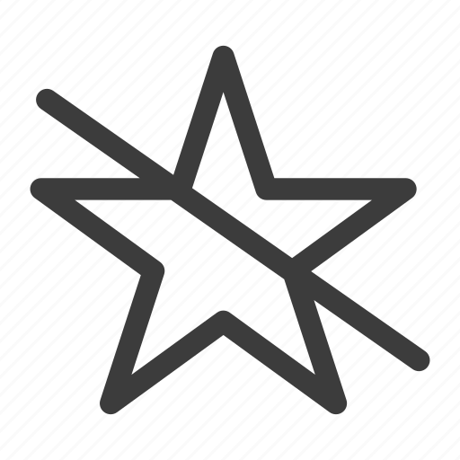 Off, rate, star icon - Download on Iconfinder on Iconfinder