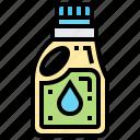 conditioner, fabric, laundry, liquid, softener icon