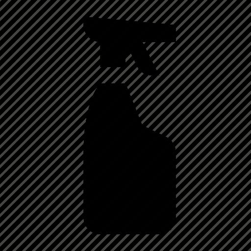 bottle spray, clean, detergent, spray icon