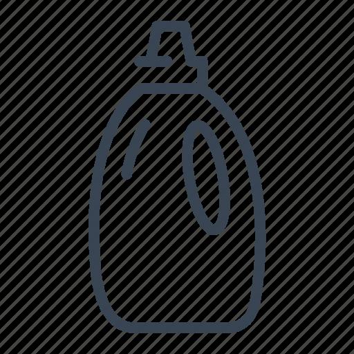 detergent, laundry, liquid, wash icon