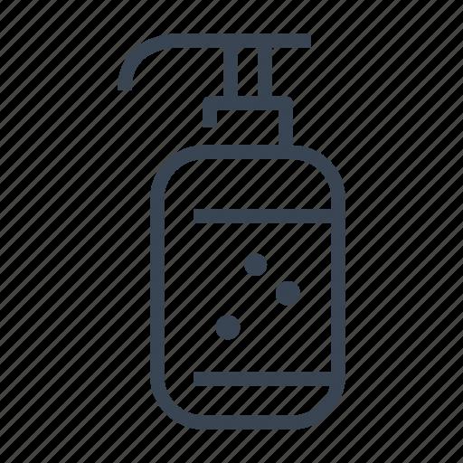 Clean, liquid, soap, wash icon - Download on Iconfinder