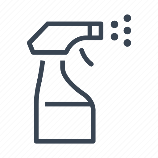 Clean, cleaning, spray, sprayer icon - Download on Iconfinder