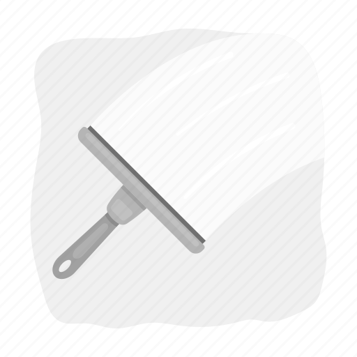 brush, clean, cleaning, glass, wash icon