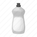 bottle, detergent, disinfection, hygiene icon
