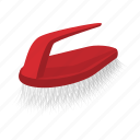 brush, cartoon, cleaning, equipment, household, housework, tool icon