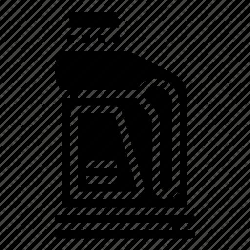 bottle, clean, liquid, wash icon