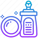 bottle, clean, dish, liquid, wash icon