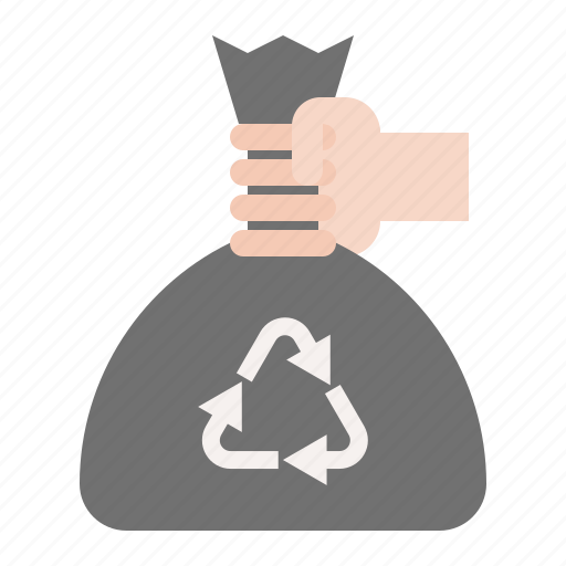 bin bag, cleaning, cleaning equipment, equipment, garbage bag, housekeeping, trash bag icon