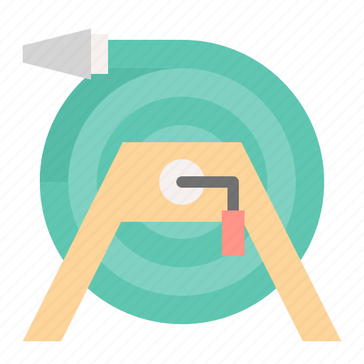 Cleaning, cleaning equipment, equipment, hose, housekeeping icon - Download on Iconfinder