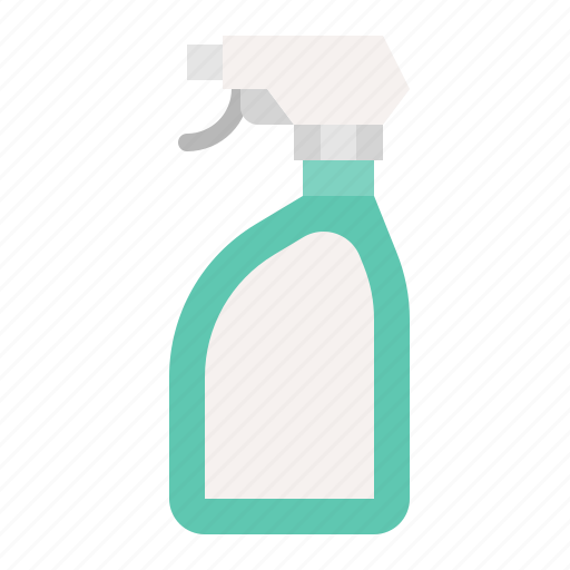 cleaning, cleaning equipment, equipment, housekeeping, spray, spray bottle icon