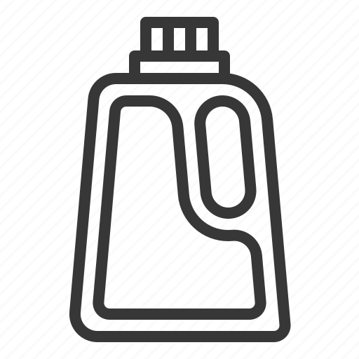bottle, clean, cleaning, cleaning equipment, equipment, housekeeping, toilet cleaner icon