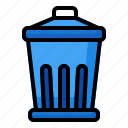 bin, clean, garbage, rubbish, trash, waste