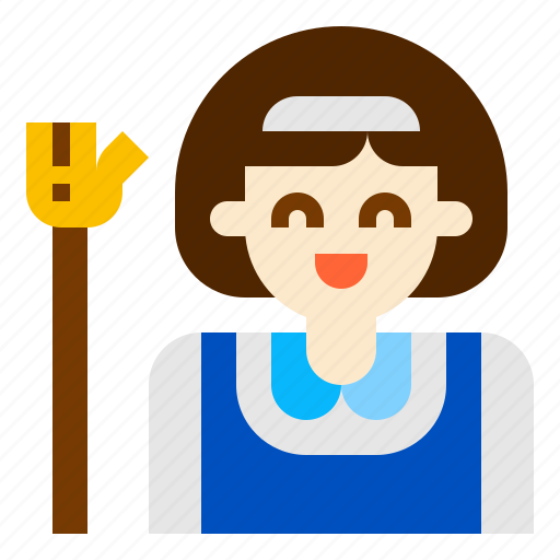 avatar, job, maid icon