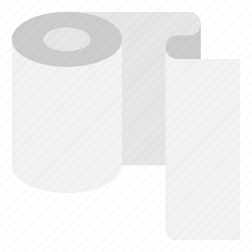 cleaning, paper, tissue icon