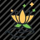 cleanness, flower, freshness, lotus