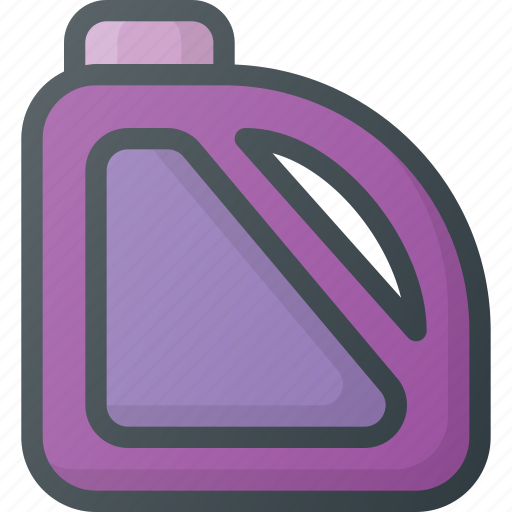 cleaning, detergent, gel, housekeeping, washing icon