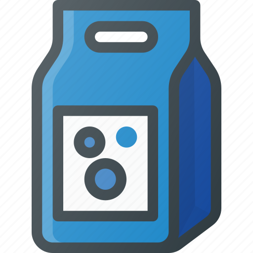 cleaning, detergent, housekeeping, powder, washing icon