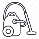 clean, cleaner, cleaning, hoover, machine, vacuum icon