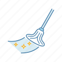 clean, cleaning, floor, mop, mopping, service, tidy icon