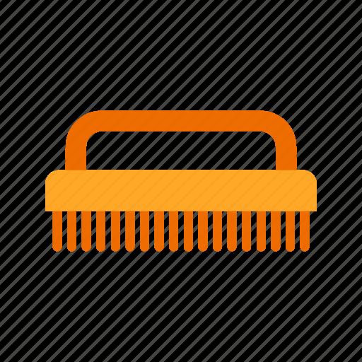 clean, hand, scrubbing, sponge, spray, wash, washing icon