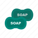 bar, bottle, clean, health, hygiene, liquid, soap icon