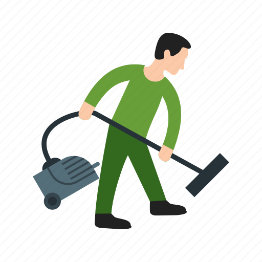 Cleaner, electric, equipment, floor, home, machine, vacuum icon - Download on Iconfinder