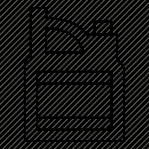 cleaning, container, liquid, plastic icon