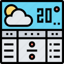 weather, forecast, report, prediction, meteorological
